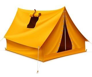 Основные виды современных палаток