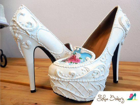 Сладкие проекты обуви от Shoe Bakery