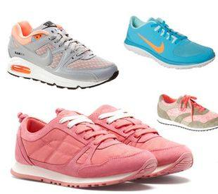 Спортивная обувь на весну — обзор