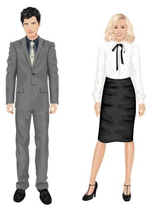 Превосходство юбки над женскими брюками в психологии мужчин