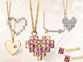 Ювелирная коллекция на День Святого Валентина от Yes