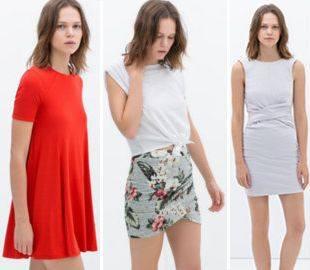 Zara TRF - очередная порция одежды на лето