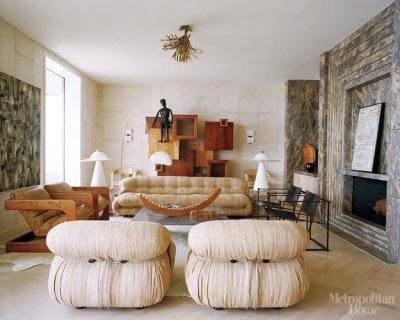 Дом дизайнера Келли Уэстлер в Малибу