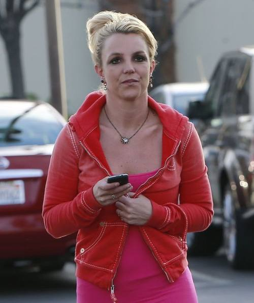 Бритни Спирс похудела, похоже она на диете