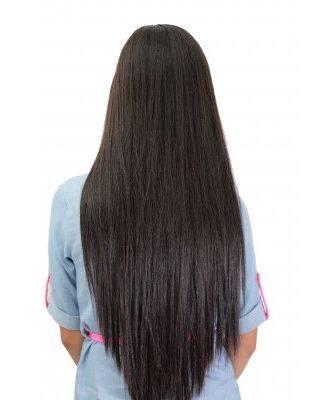 Как отрастить волосы быстро?