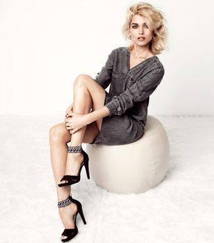 H&M Shoes — модная тенденция — высокий каблук