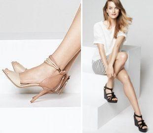 Обувь H&M — Шаг к весне