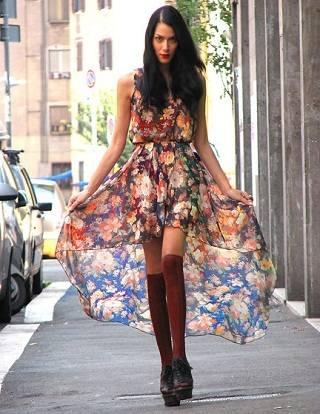 Летние тенденции в моде на сарафаны