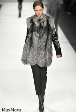 Мех будет в моде и этой зимой