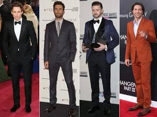 Самые модные мужчины ушедшего года