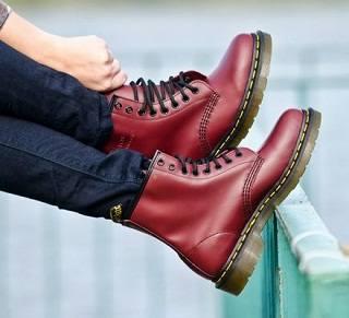 Ботинки Martens и Timberland все еще в тренде