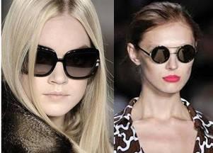 Как подобрать солнцезащитные очки по форме лица?