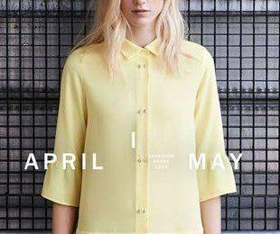 Новые тенденции моды от Zara на апрель-май этого года