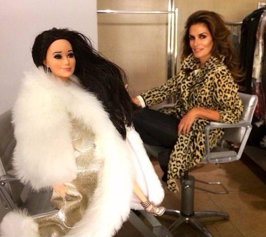 Барби Биркин - самая известная кукла в сети