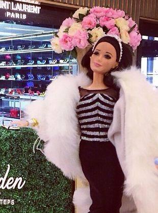 Барби Биркин — самая известная кукла в сети
