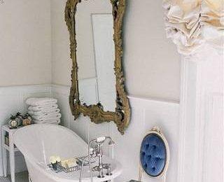 Ванная комната в стиле барокко: особенности дизайна и фото идеи