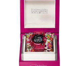 Часы Такаши Мураками для Casio G-Shock!