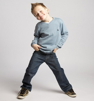 Выбор джинсов для детей