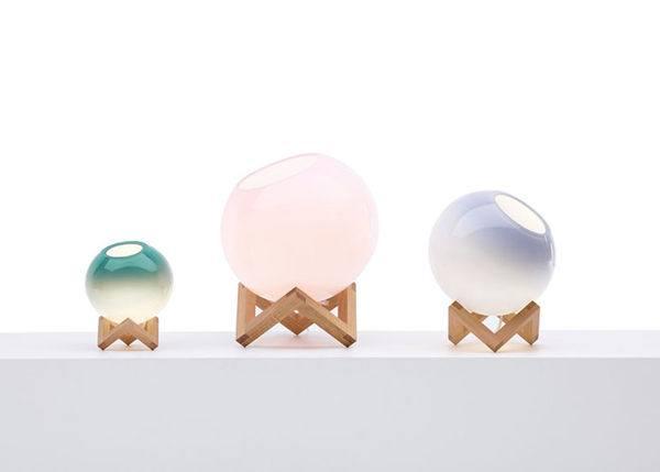 Необычные прозрачные галогеновые лампы