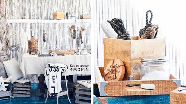 H&M Home - Летняя фантазия