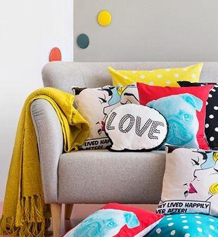 H&M Home — Цвет, постельное белье и принты