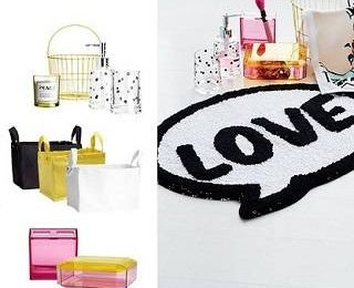 H&M Home — Ванная комната в шести вариантах