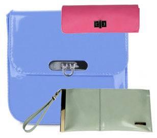 Красочные клатчи и сумочки на лето