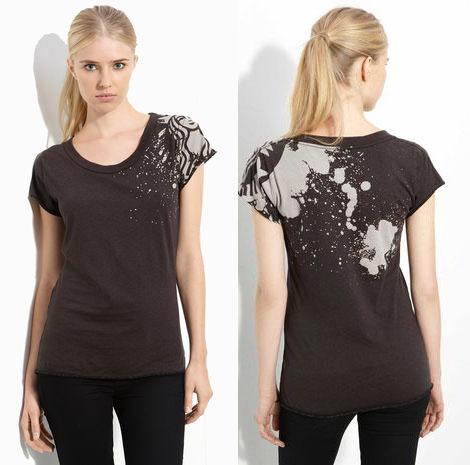 85 $ за футболку с пятном от кофе?
