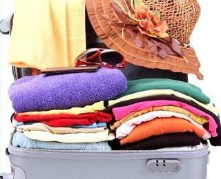 Как просто собрать вещи для поездки в отпуск?