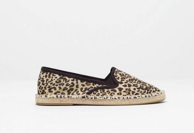 Красочная обувь на лето - обзор предложений Pull&Bear