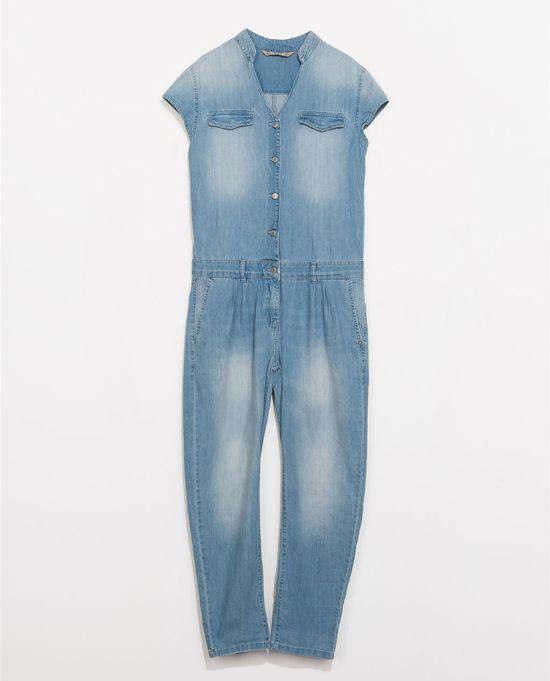 Предложение одежды и аксессуаров Zara на лето