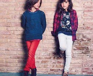 Последние тенденции в детской моде