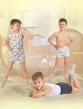 Удобное и приятное нижнее белье для малышей