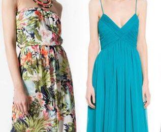Хит года — длинные платья