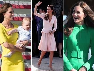 Герцогиня Кэтрин выбрана Иконой Красоты
