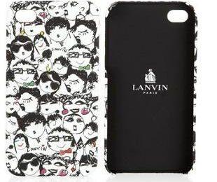 Предложение от Lanvin для мобильных телефонов