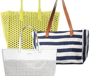 Большая летняя сумка — обзор магазинов