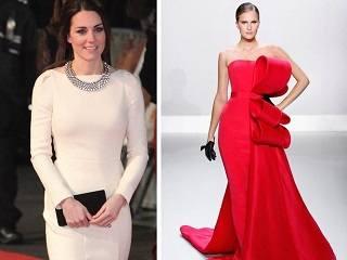 Кейт Миддлтон купила очень дорогое платье