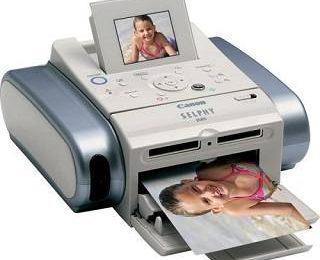 Удобство домашнего принтера для печати фотографий