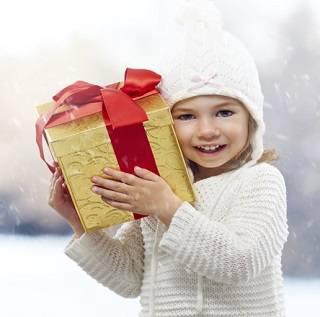 Идеи новогодних подарков детям