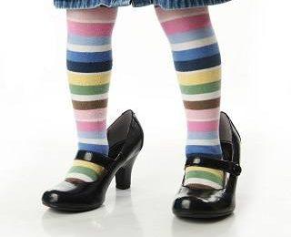 Тенденции моды на детскую брендовую обувь