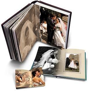 Красивая фотокнига — необходимый элемент свадьбы