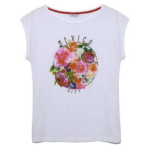 Обзор футболок с цветами на это лето