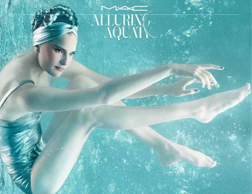 Подводная коллекция косметики MAC на лето 2014