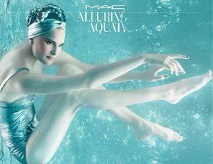 Подводная коллекция косметики MAC на лето