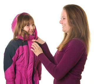Как выбрать верхнюю детскую одежду на зиму?