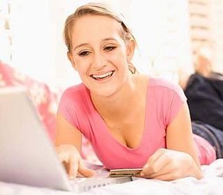 Покупка косметики через Интернет