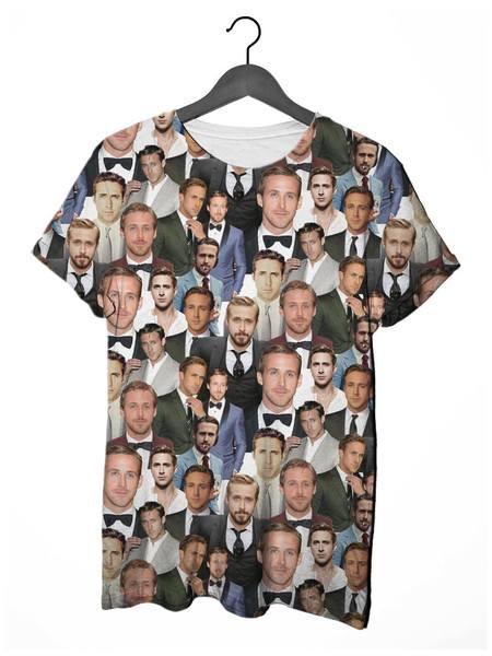 Стильная футболка с Райаном Гослингом
