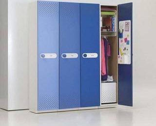 Как рационально использовать шкафы-купе в интерьере?