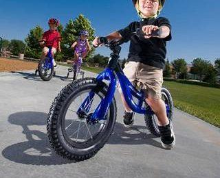 Купить детский велосипед — приучить ребенка к спорту